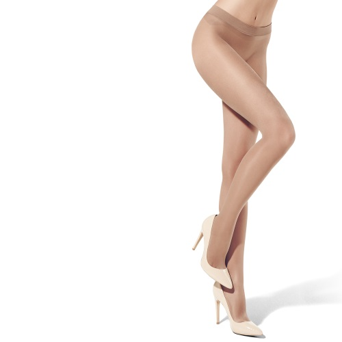 a923605043284 Seamless Feel Nude 15 Denier Tights – Golden Lady
